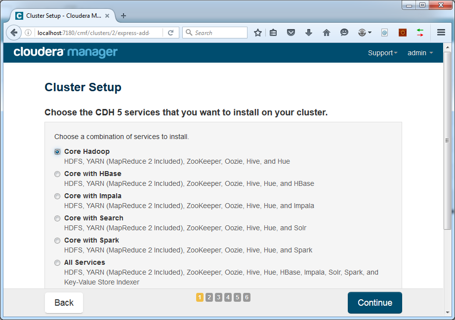 Big Data Step by Step  Part 2: Setting up the Cluster - Ebicus