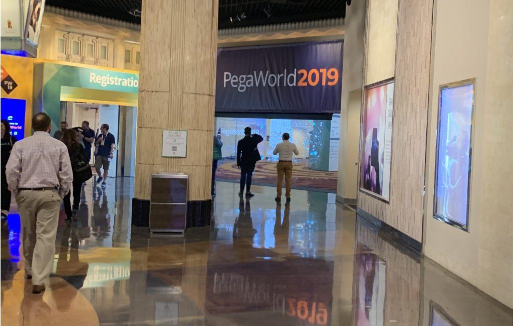 Pega World 2019